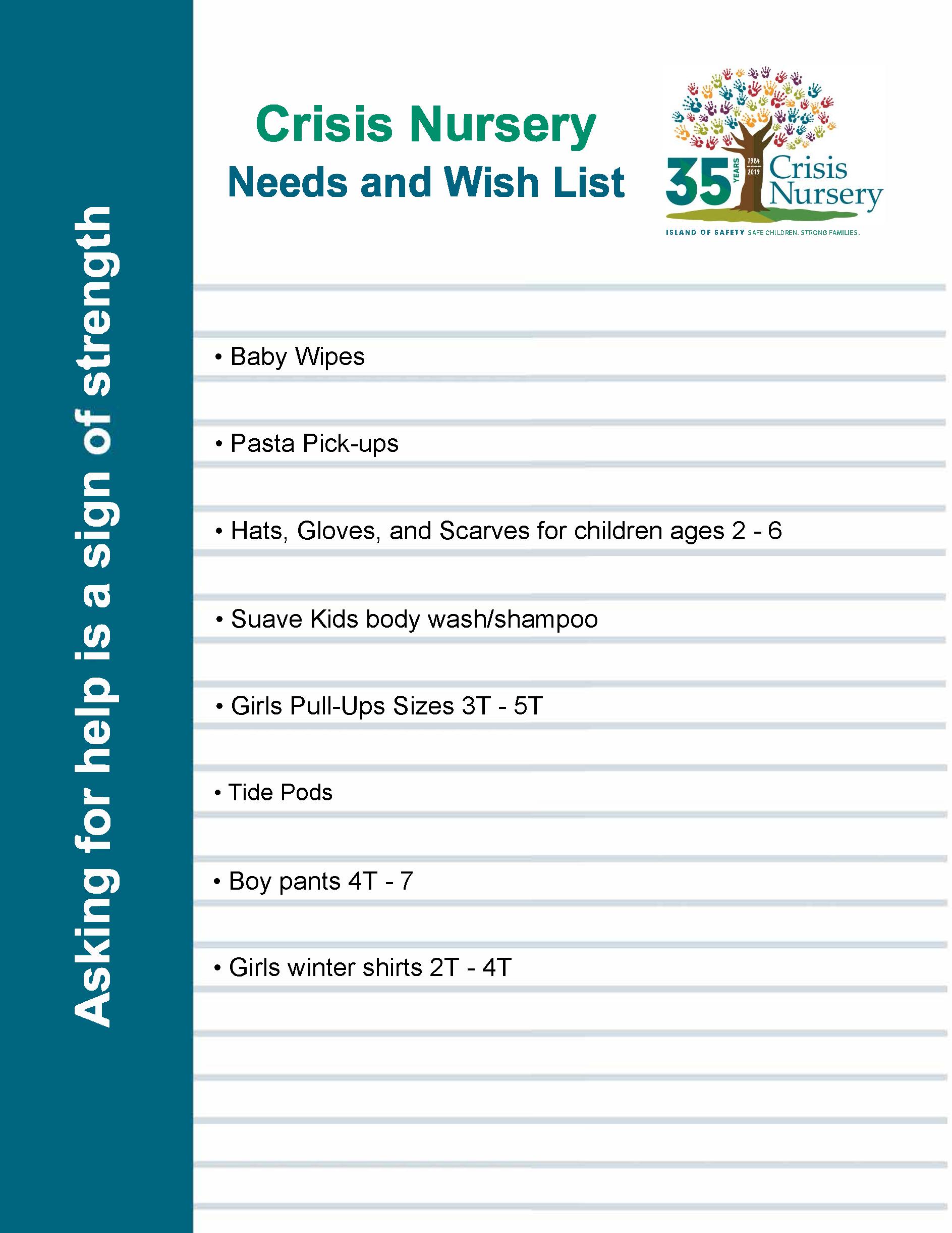Nov13 List